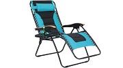 Phi Villa Oversize Zero Gravity Lounge Chair Small