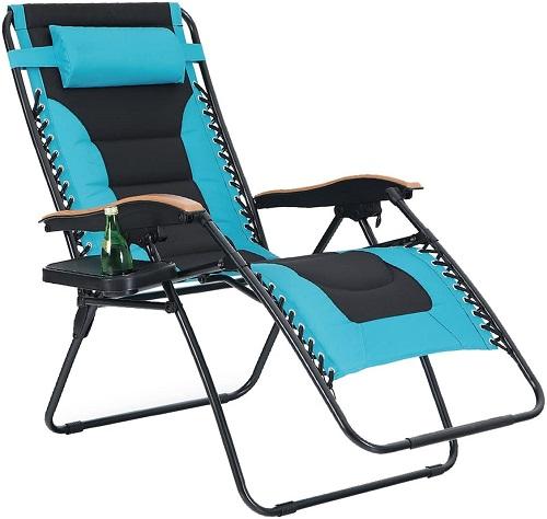Phi Villa Oversize Zero Gravity Lounge Chair