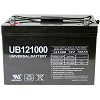 Universal Power Deep Cycle Battery Compare