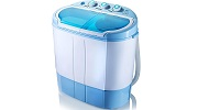 Upgraded Version Pyle Portable Washer Dryer Small