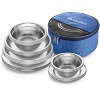 Wealers Plates and Bowls Camping Set Compare