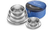 Wealers Plates and Bowls Camping Set Small