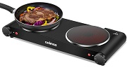 Cusimax Infrared Portable Electric Stove Small