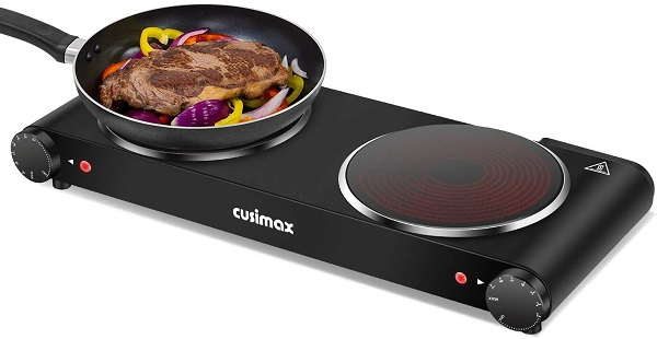 Cusimax Infrared Portable Electric Stove