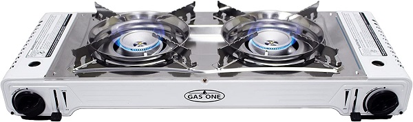 Gas One Dual Fuel Portable Stove