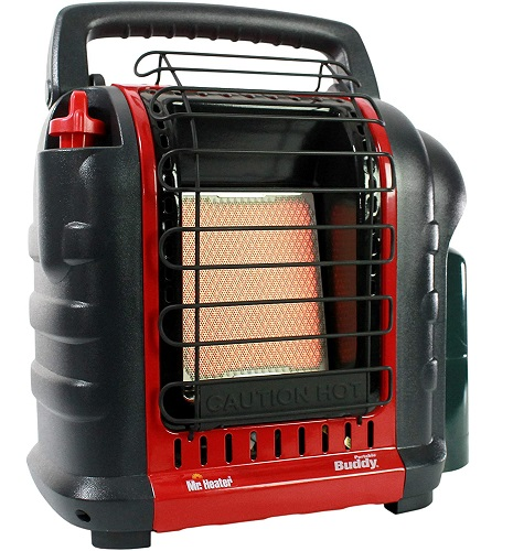 Mr Heater Buddy Portable Heater