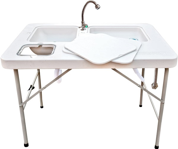 Coldcreek Outfitters Foldable Sink