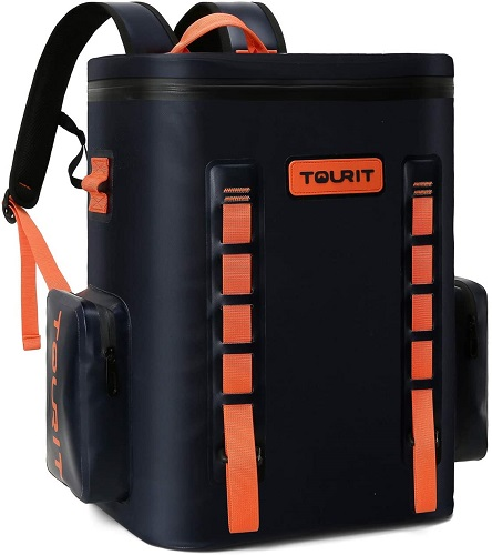 Tourit Soft Sided Cooler Backpack